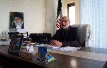نشست خبری رابط نمایندگی آستان قدس رضوی شهرستان آمل