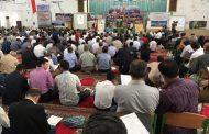 حضور خادمیاران کانون محلات بخش در همایش خادمیاران شهرستان آمل